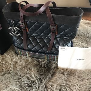 Authentic CHANEL Tote Bag